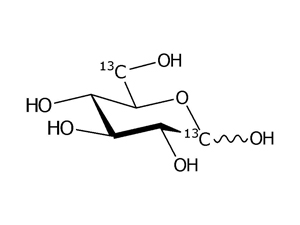 D-Glucose-1,6-13C2